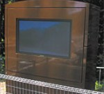 PDP42型屋外防水ケーシング